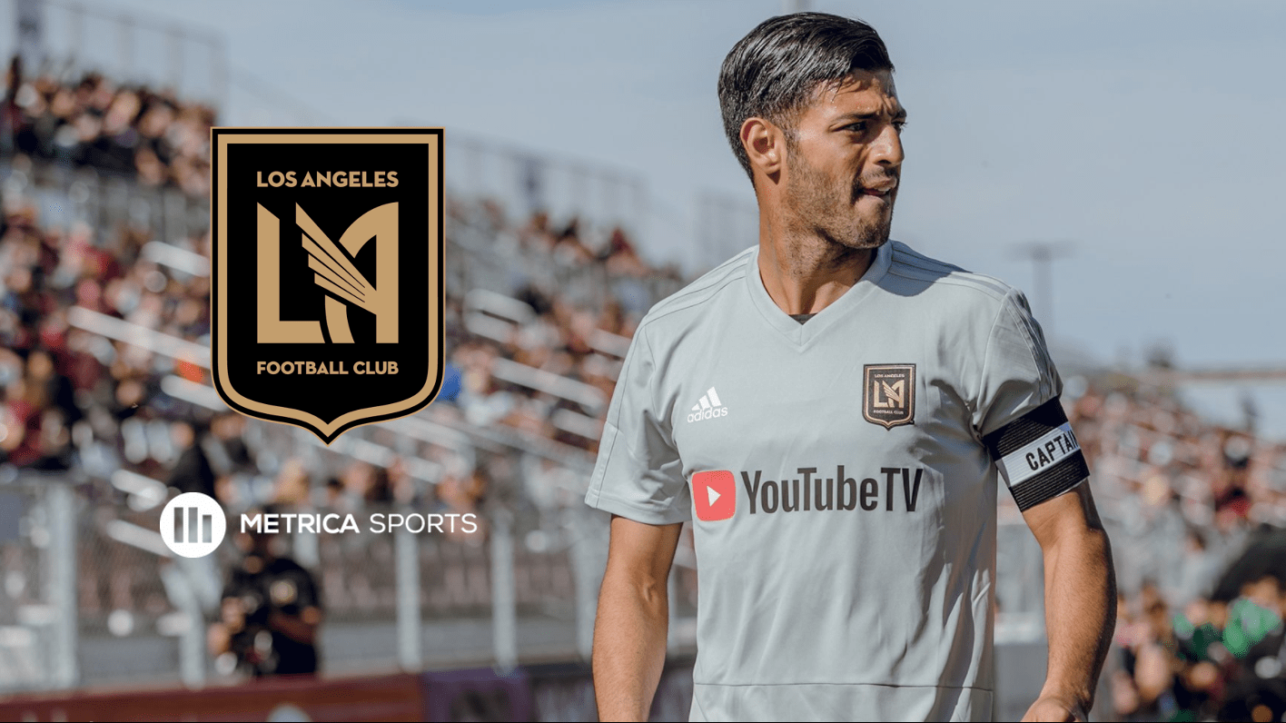 LAFC makes a step forward in Performance Analysis, by