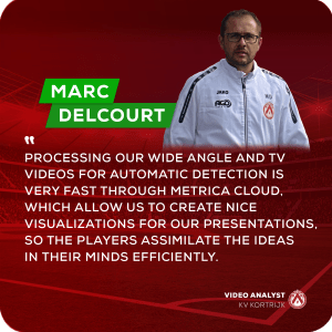 Marc Delcourt Quote