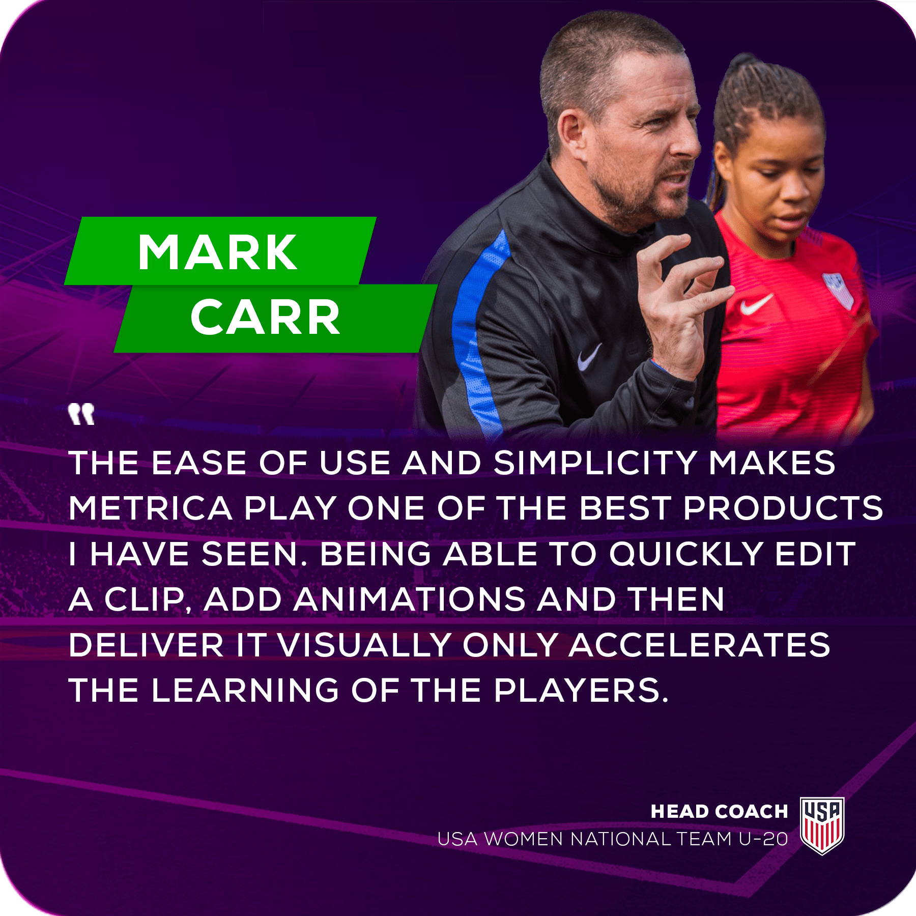 Mark Carr Quote