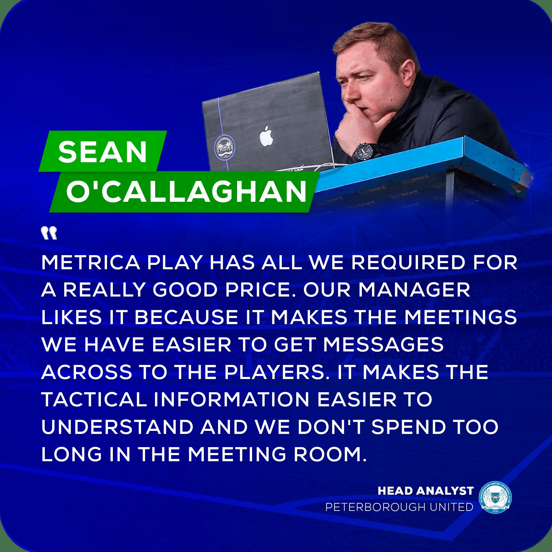 Sean O'Callaghan Quote
